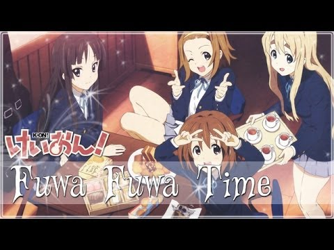 K-ON! | Fuwa Fuwa Time (Yui version)