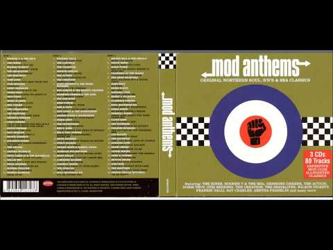 Mod Anthems - Original Northern Soul RnB & Ska Classics [part 1]