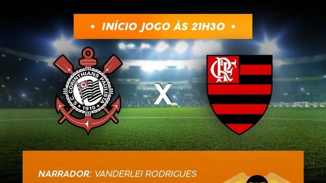 Corinthians X Flamengo Ao Vivo Futebol Paiquerê 917 Copa Do Brasil 15052019