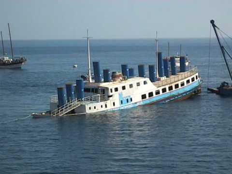 Sinking diving wrecks Xatt l'Ahmar, Gozo-Malta