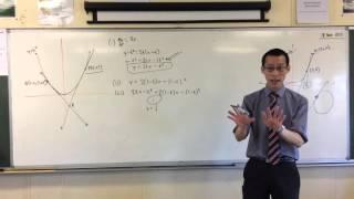 HSC Parametrics Question