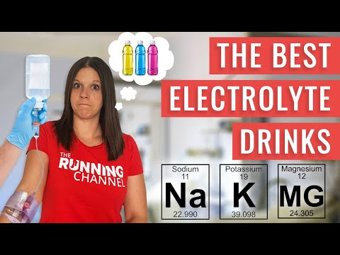 The BEST Electrolyte Drinks For Runners | Optimize Your Hydration