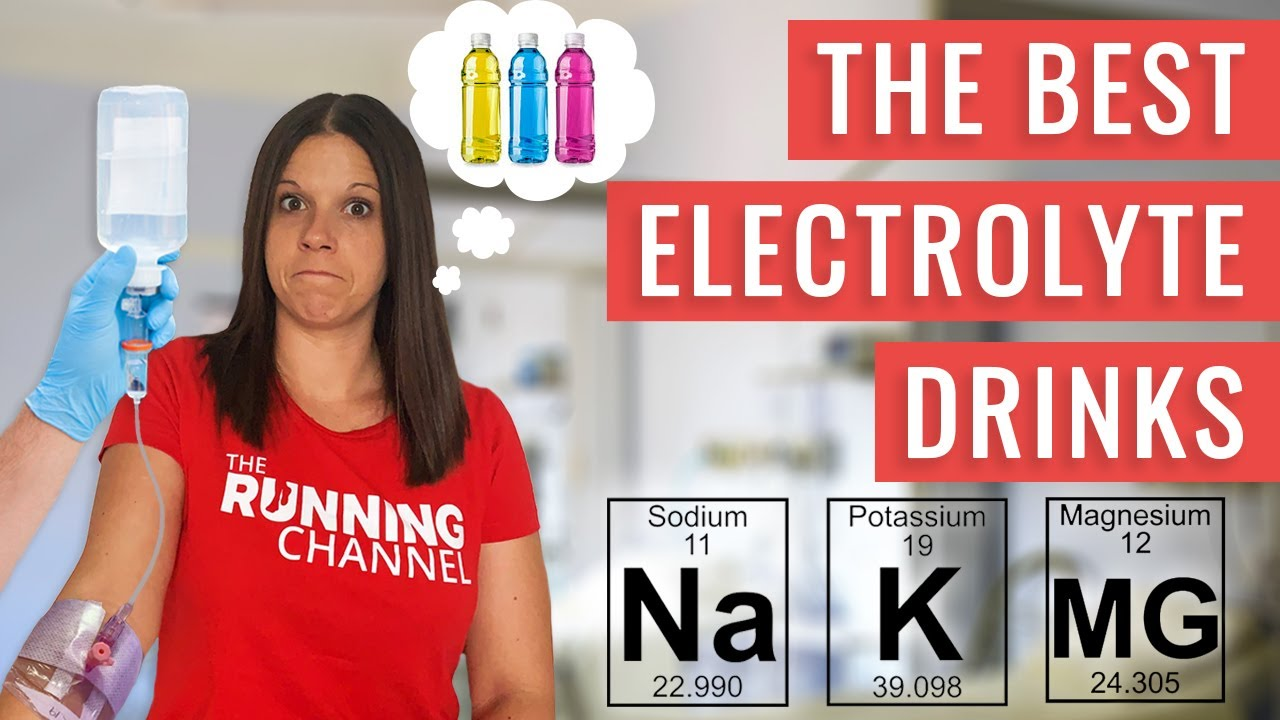 Hydration For Runners Using Electrolytes | The BEST Electrolyte Drinks ft. SIS, Nuun & High5