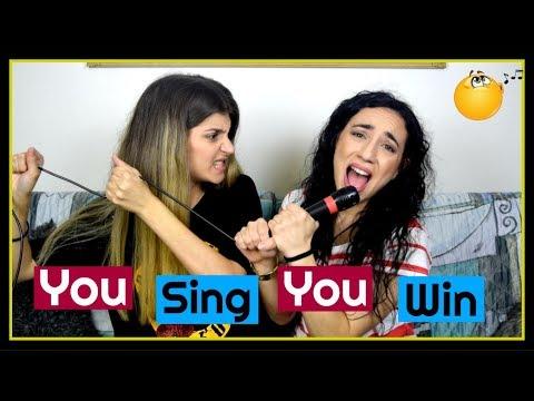 Αν τραγουδήσεις κέρδισες!!    fraoules22