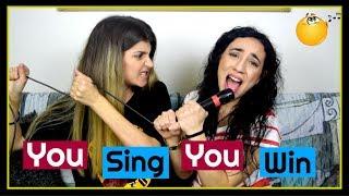 Αν τραγουδήσεις κέρδισες!! || fraoules22
