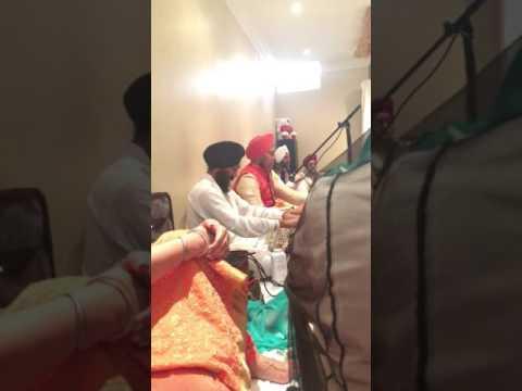 Paarbrahm Prabh Kar Daya, Gun Gaavan Tere Nit Jiyo - Ishmeet Singh (Toronto, Canada)