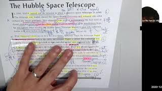 Publication Date: 2020-12-07 | Video Title: Hubble Space Telescope  學生有陳守仁