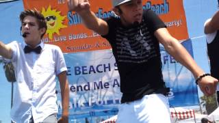 "IM5 ""It's Gonna Be Me"" NSYNC Cover at Venice Beach"
