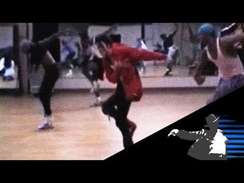 Michael Jackson - Black Or White (Dance Rehearsal)
