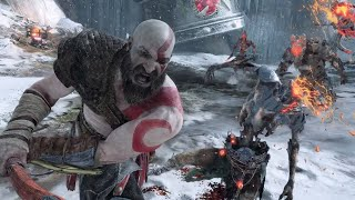 God Of War | TOE TO TOE WITH THE KING OF ALFHEIM!!! [God Of War PS4 Pro Gameplay - Part 9]