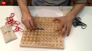 Rubber Road Rubber Band Board Game | Advanced Strategies
