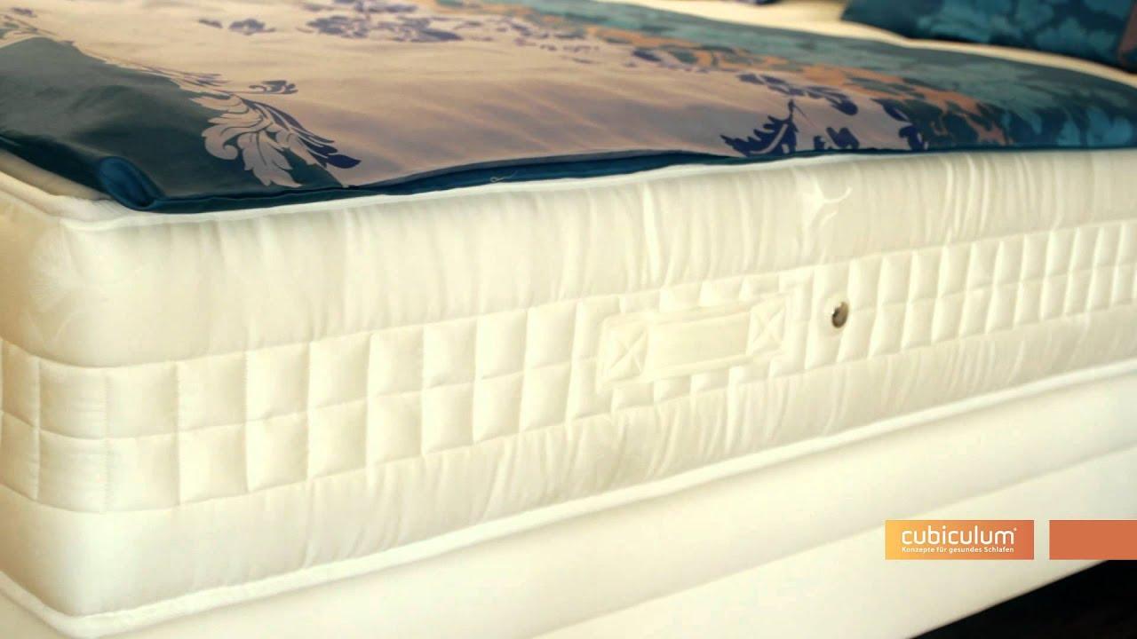 bettgestell velda klassik boxspringbett youtube. Black Bedroom Furniture Sets. Home Design Ideas