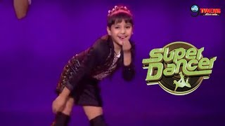 SUPER DANCER - CHAPTER 2 | VAISHNAVI'S PERFORMANCE | 15TH DECEMBER, 2017