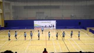 全港跳繩精英賽2015(表演盃)十五歲或以上組別-季軍-香港