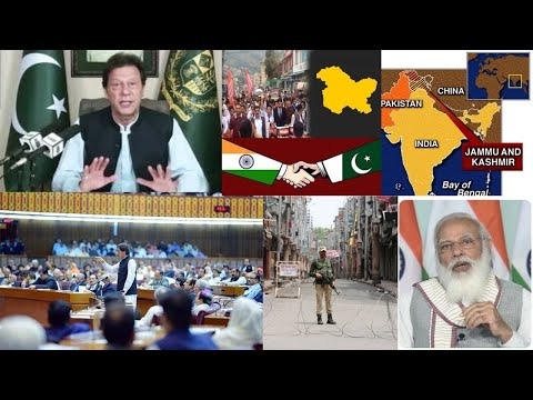 Betrayal to Kashmiris: Pak PM on normalising relations with India