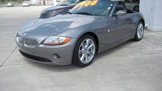 2004 BMW Z4 3.0i Start Up, Exhaust, and In Depth Tour