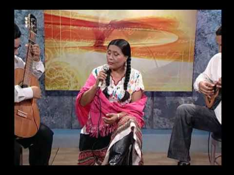 Margot Palomino interpreta el yaraví Pajarillo