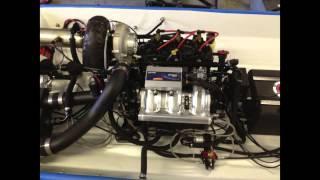 Torx Racing Miss Geico 600 hp Sea doo Rxt Jet ski