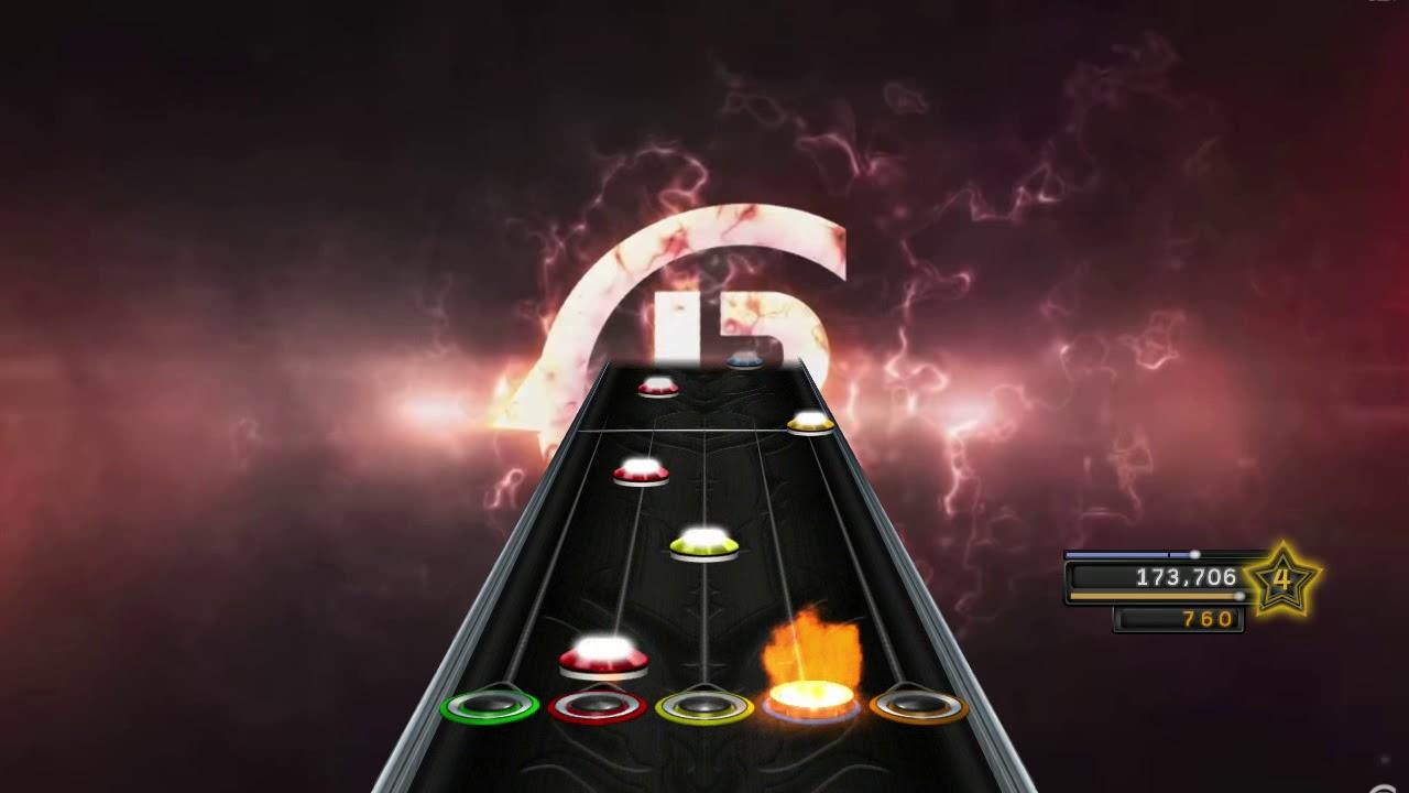 Clone Hero Cole Rolland New Rules Dua Lipa Guitar Remix