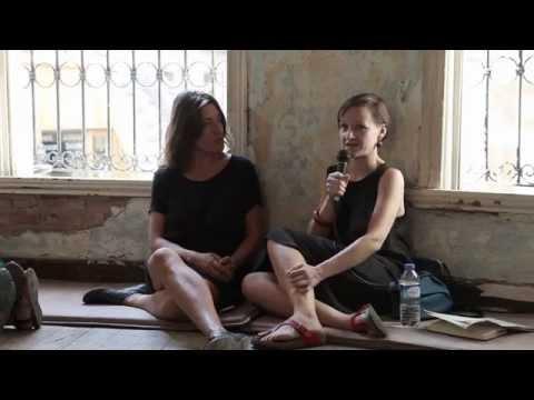"""ALICE VON BIEBERSTEIN & DENIZ GUL - 14. ISTANBUL BIENNIAL """"LOST TREASURE"""""""
