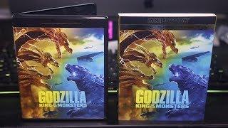 Godzilla: King of Monsters 4K Blu-Ray Review