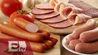 OMS alerta al mundo sobre consumo de carne procesada