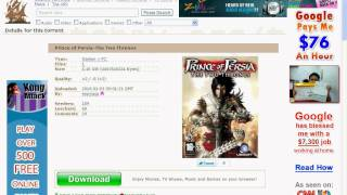 how to download prince of persia the two thrones full torrent.avi