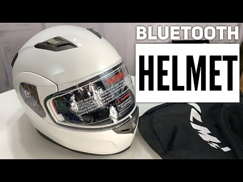 ILM Bluetooth Flip-up Full Face Motorcycle Helmet Review