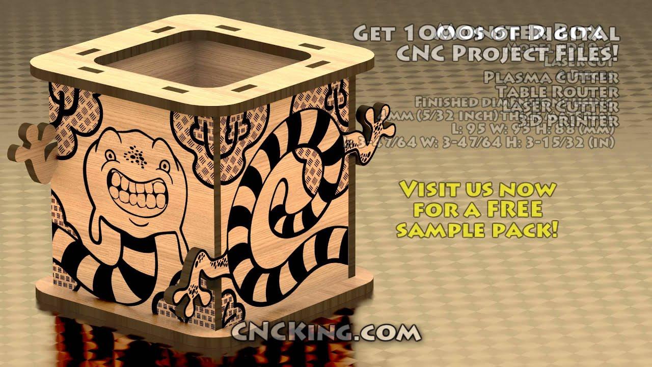 Custom Boxes: Design through Build -