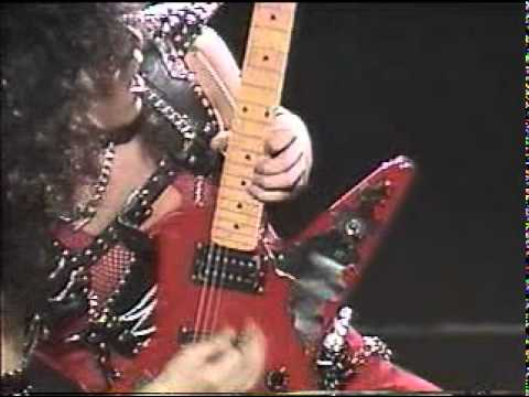 Loudness - Thunder In The East 5. Clockwork Toy