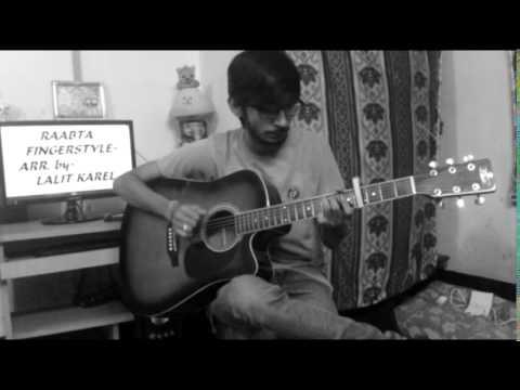 Raabta | Fingerstyle Guitar | Arr. By Lalit Karel