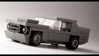 як зробити з лего просту машину