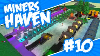 Miners Haven #10 - QD FIRE CUBES (Roblox Miners Haven)