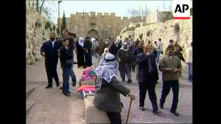 Unrest at Temple Mount