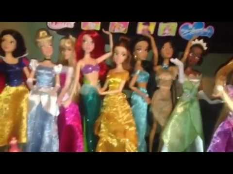 Disney Princess Doll Collection! (Requested)