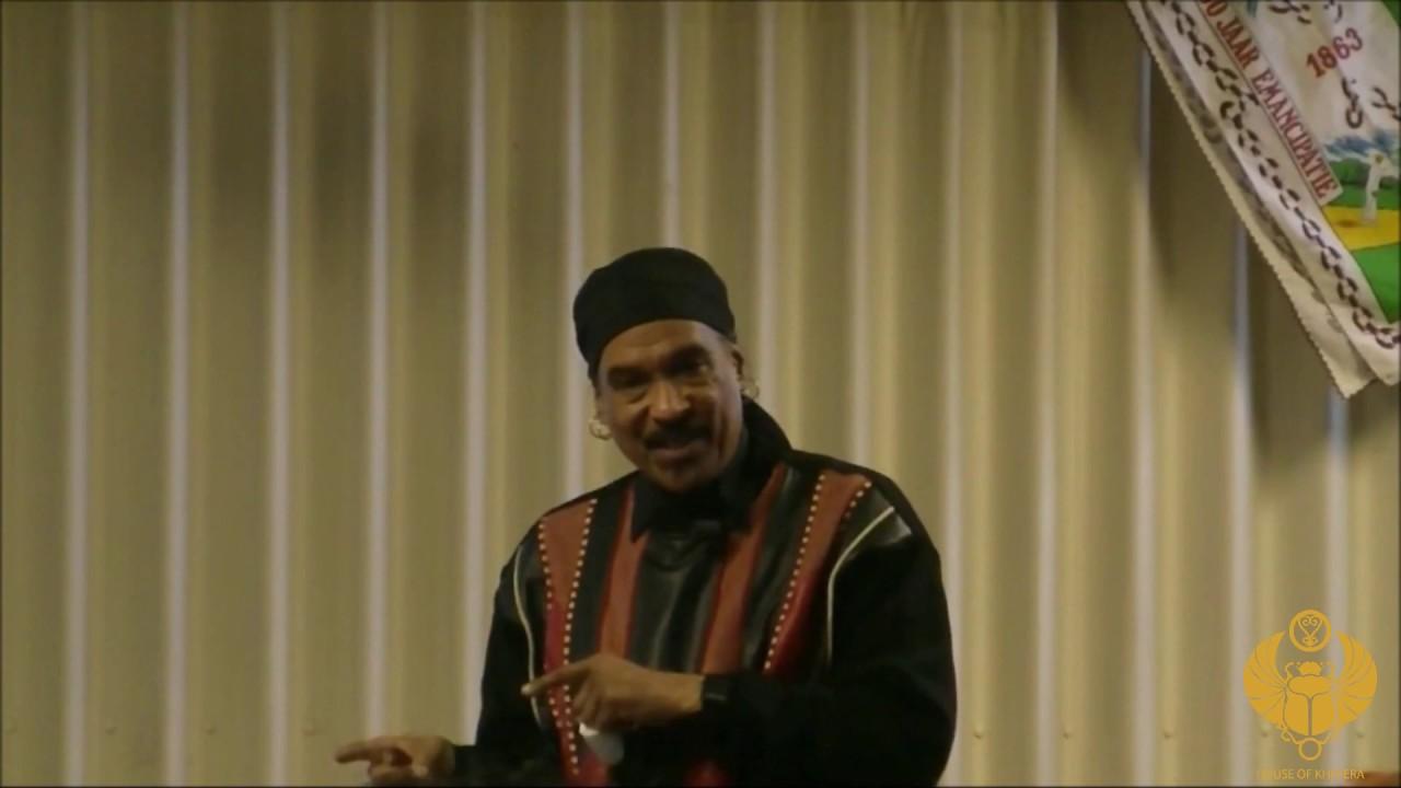 House of Khepera - Seminar: The dr. Kaba Experience (2016)