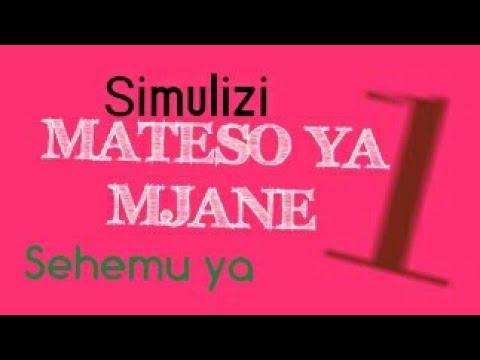 Download Simulizi: Mateso ya Mjane 1