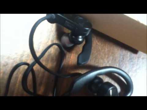 Aulker's BH01 Wireless Bluetooth Sport Headset Review