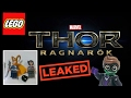 LEAKED Lego Thor Ragnarok Minifigures [New!]