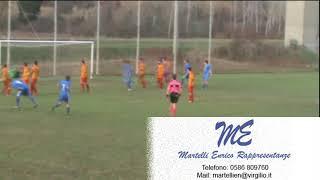 Highlights 21^ giornata Promozione Atl. Etruria - S. Quirico
