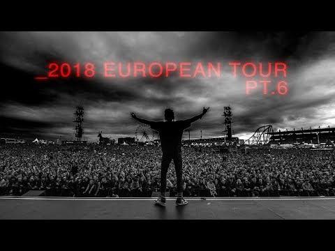 2018 European Tour Documentary (Pt. 6) | Hollywood Undead