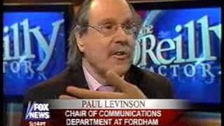 Paul Levinson critiques Pat Robertson (John Kasich guest host)