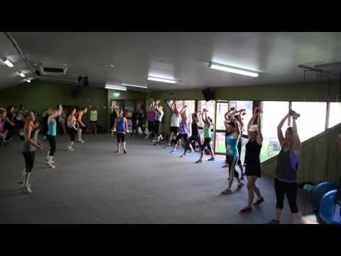 HIIT Group Fitness Class on Blackwood TV