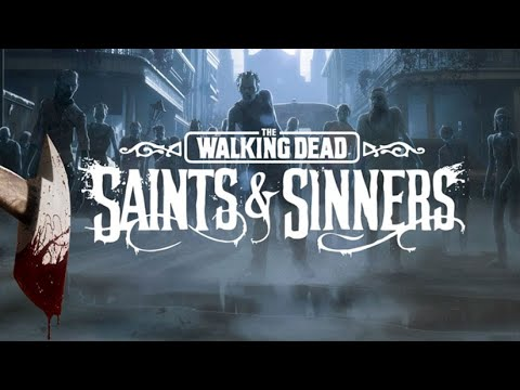 """The Walking Dead : Saints & Sinners - Bande Annonce """"Gameplay"""""""