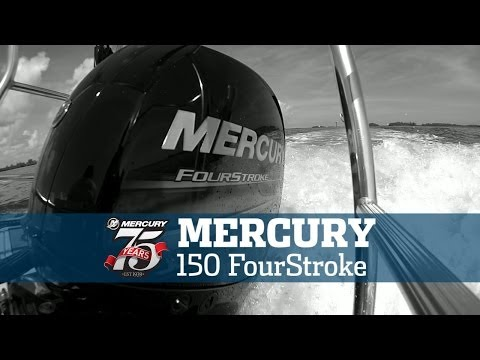 Florida Sport Fishing TV - Mercury 150 Four Stroke Review Performance Reliability One Year Later