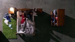 Amanda Palmer and Edward Ka-Spel - The Clock At The Back Of The Cage
