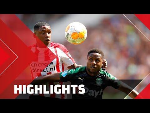 SAMENVATTING: PSV - FC Groningen