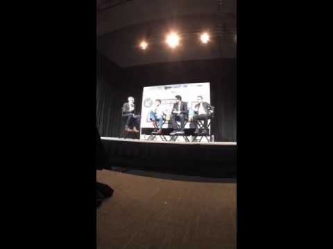 "Mr. Robot Panel at SXSW ""Coding on Camera: Authenticity on TV"""