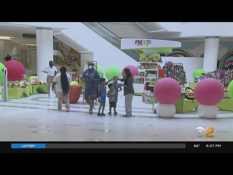 American Dream Mall In New Jersey Opens Again