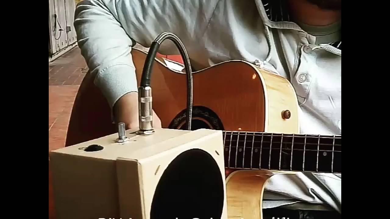 diy acoustic guitar amplifier youtube. Black Bedroom Furniture Sets. Home Design Ideas